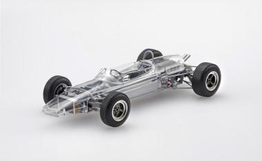Ebbro 20017 Brabham Honda BT18 Transparent