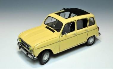 Ebbro 25002 Renault 4L