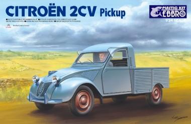 Ebbro 25004 Citroen 2CV Transporter / Pickup