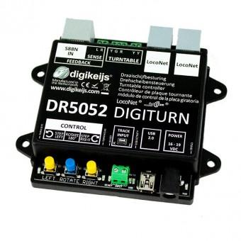 Digikeijs DR5052 Basis-Set Drehscheiben controller