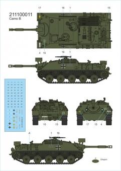 Armour87 211100011 Kanonenjagdpanzer 4-5 BW