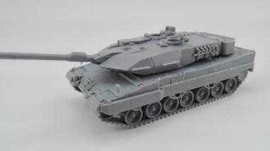 Armour87 211100121 Kampfpanzer Leopard 2A7 BW