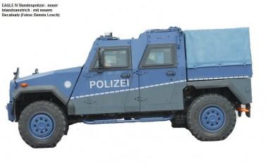 Armour87 211200152 Mowag Eagle IV BuPo Inlandsanstrich