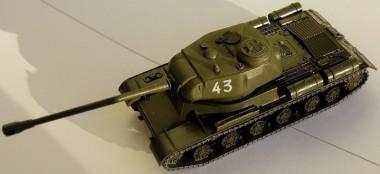 Armour87 223100011 Josef-Stalin I oder II schwerer KPZ