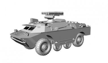 Armour87 223200051 BRDM-2 9P148