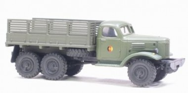 Armour87 223200101 SIL-157 2.5t. 6x6 Pritsche