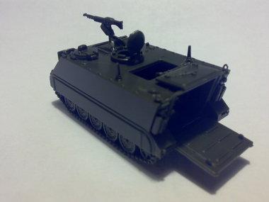 Armour87 224100111 M113 mit Inneneinrichtung