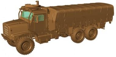 Armour87 224200131 MTVR Mk.27 LR Pritsche/Pl. USMC