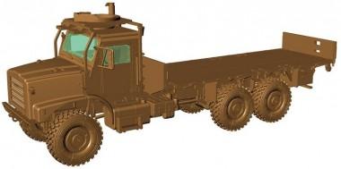 Armour87 224200141 MTVR Mk.23 Container USMC