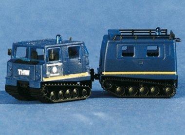 Armour87 229100002 Hägglunds BV206 THW