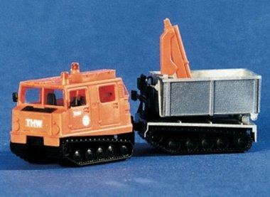 Armour87 229100004 Hägglunds BV206 THW