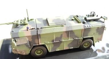 Armour87 2MTROLFFT FAUN TroLF 3000l. in Nato-3-Farb-Tarnung