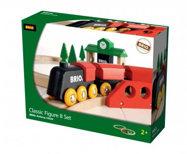 Brio 33028 Startset Acht Classic Line