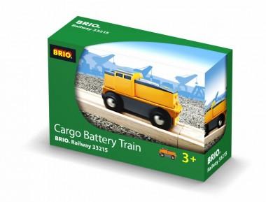 Brio 33215 Kleine Frachtlok (Batterielok)