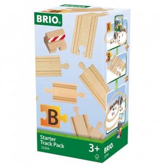Brio 33394 Basis Set B: Brio Schienen Ergänzung