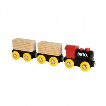 Brio 33409 Classic Holz-Transportzug