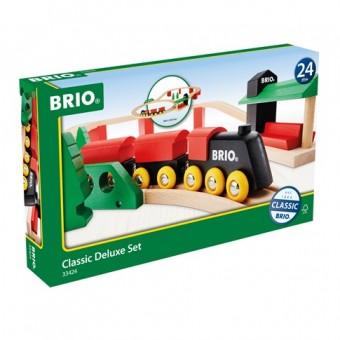 Brio 33424 Classik DeLuxe Set
