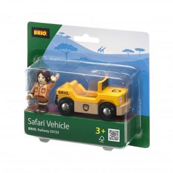 Brio 33723 Safari Jeep