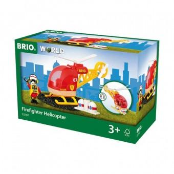 Brio 33797 Hubschrauber Feuerwehr