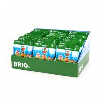 Brio 33829 Brio Figuren Packs Serie I