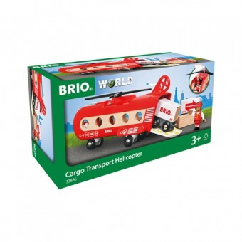 Brio 33886 Cargo Helicopter