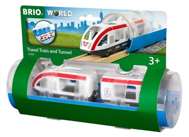 Brio 33890 Tunnel Box Reisezug