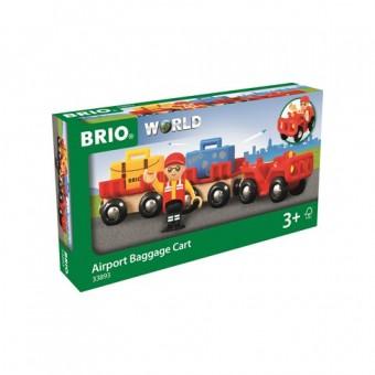 Brio 33893 Airport Fahrzeuge