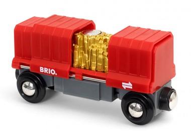 Brio 33938 Container Goldwaggon