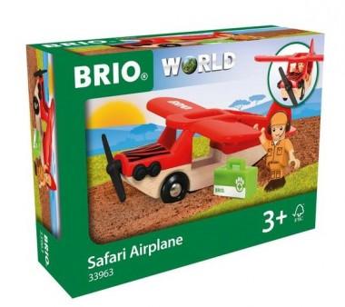 Brio 33963 Safari Flugzeug
