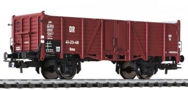 Liliput 235014 DR offener Güterwagen 2-achs Ep.3