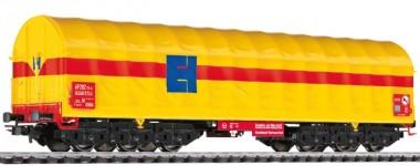 Liliput 235775 E+H Schiebeplanewagen 6-achs Ep.6