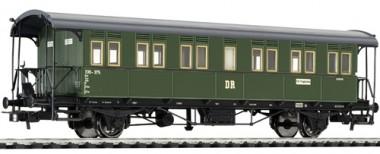 Liliput 334018 DR Personenwagen 2.Kl. 2-achs Ep.3