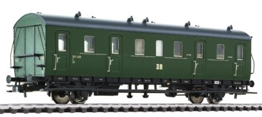 Liliput 334048 DR Personenwagen 2.Kl. 2-achs Ep.3