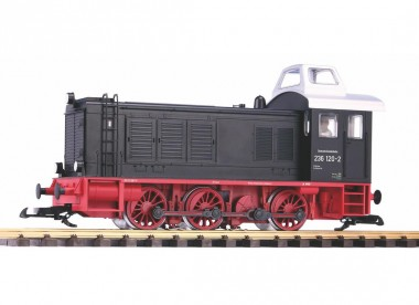 Piko 37532 DB Diesellok V 36 mit Kanzel Ep. 4