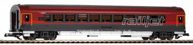 Piko 37666 ÖBB Railjet Personenwagen 1.Kl. Ep.6