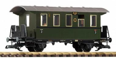 Piko 37927 DRG Personenwagen 3.Kl. Ep.2