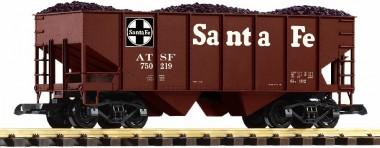 Piko 38918 Santa Fe Schüttgutwagen mit Ladung