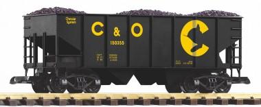 Piko 38924 C&O Schüttgutwagen mit Ladung