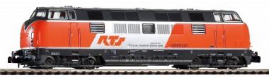 Piko 40506 RTS Diesellok BR 221 Ep.6