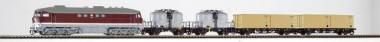 Piko 47010 DR Güterzug 5-tlg Ep.4