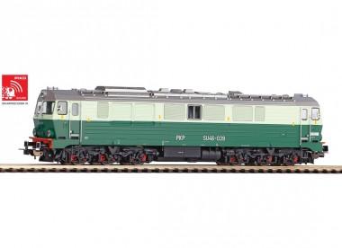 Piko 52862 PKP Diesellok SU46 Ep.4