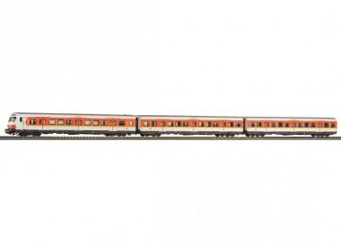 Piko 58388 DB S-Bahn Personenwagen-Set 3-tlg. Ep.4
