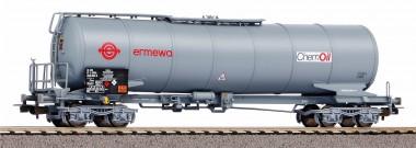 Piko 58970 ERMEWA Chemoil Knickkesselwagen 4-achs.