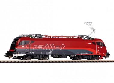 Piko 59916 ÖBB Railjet E-Lok Rh 1216 Ep.6