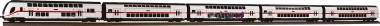 Piko 72215 DBAG IC2 Wagen-Set Graffiti 5-tlg Ep.6