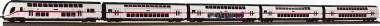 Piko 72216 DBAG IC2 Wagen-Set Graffiti 5-tl Ep.6 AC