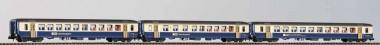 Piko 94395 BN BLS Personenwagen-Set 3-tlg Ep.4