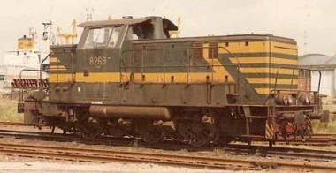 Piko 96456 SNCB Diesellok Serie 82 Ep.4