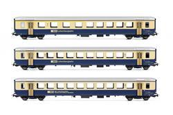 Piko 96788 BLS Personenwagen-Set 3-tlg. Ep.4