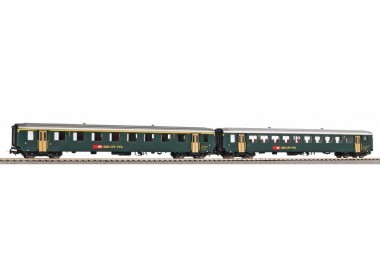 Piko 96790AC SBB Personenwagen-Set 2-tlg. Ep.4 AC